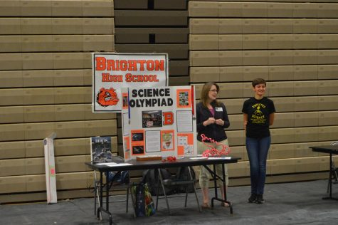 October brings College Month to BHS
