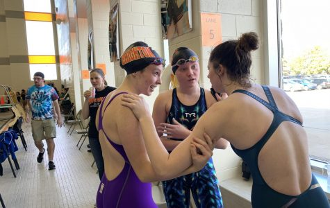 KLAA Conference Swim and Dive meet calls for broken records and personal bests