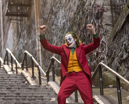 Joker hit theaters last month.
